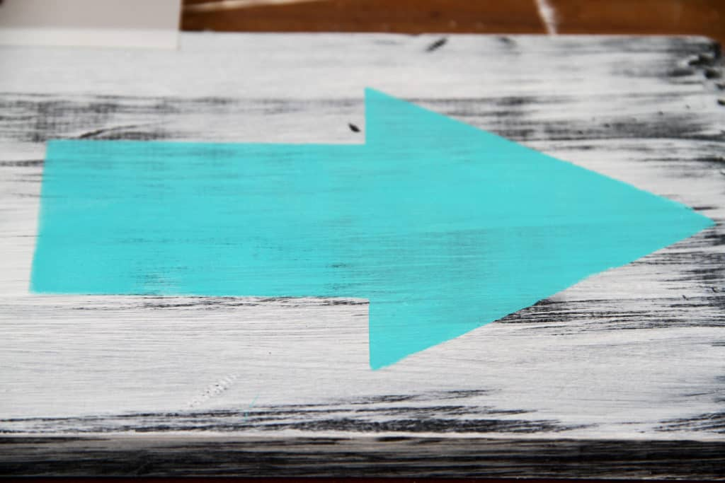 Arrow Stencil