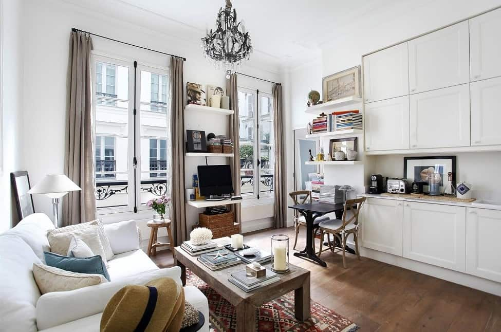 Parisian decor Home design