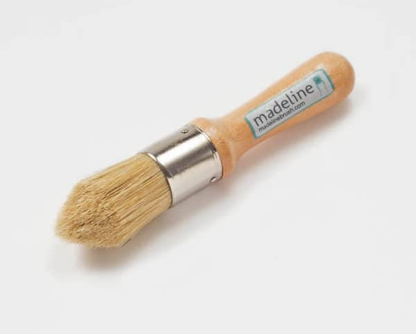 Madeline Mini Rounded Wax Brush