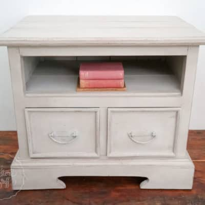 The Basics of Painting Furniture using Fusion Mineral Paint – Part 2