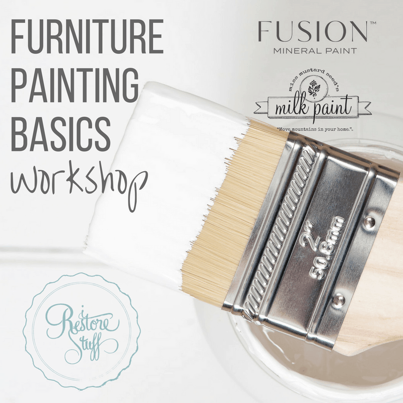 Furniture Painting Workshop