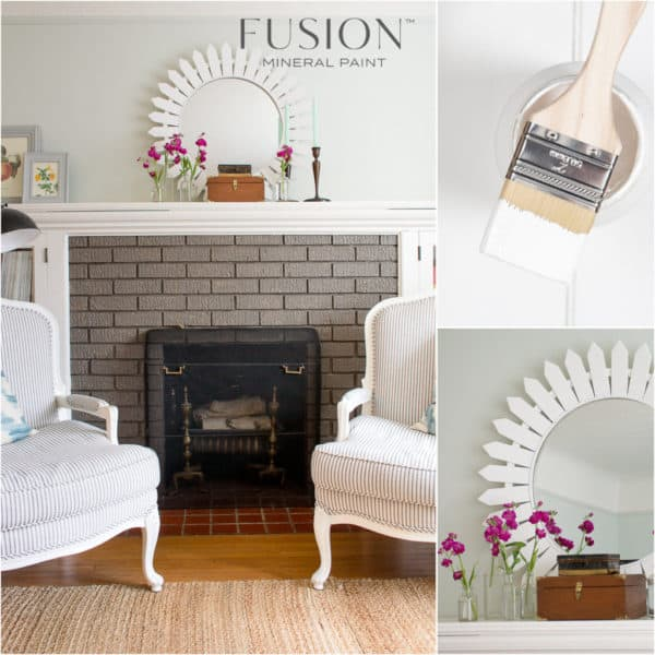 picket fence collage