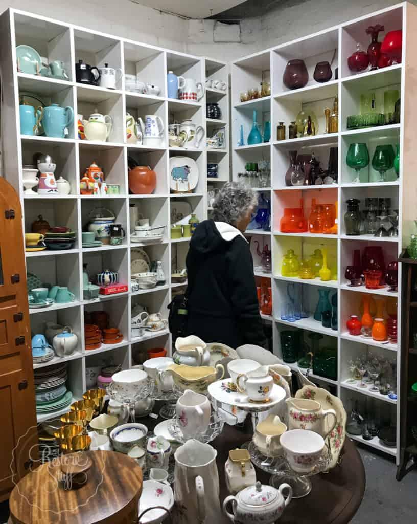 Melbourne antique store