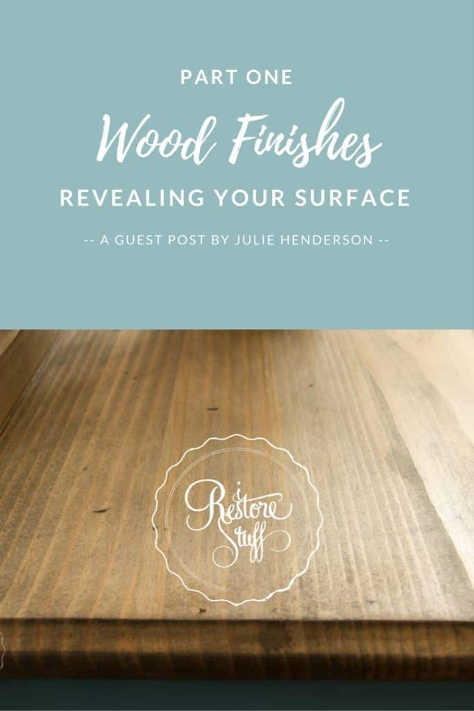 Revealing Your Surface