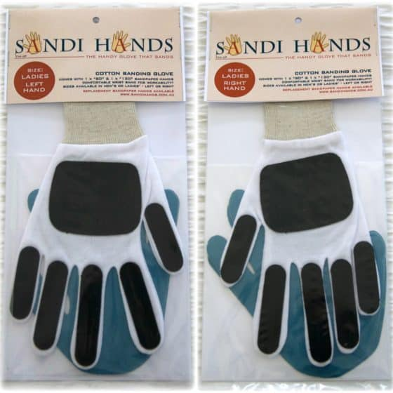 Sandi Hands gloves