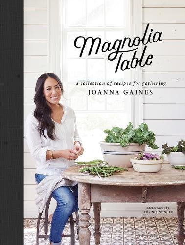 Magnolia Table Recipe Book
