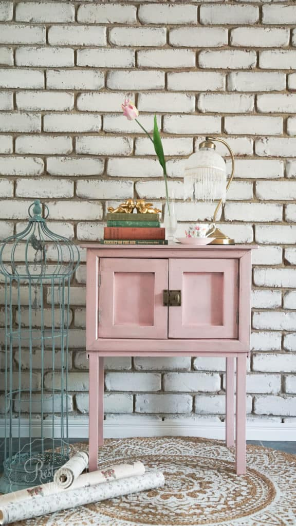 Pink Pot Cupboard