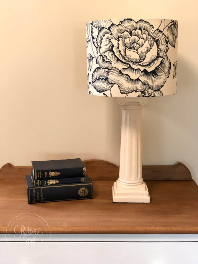 Vintage Lampshade Workshop Upcycling Old Lamps I Restore Stuff