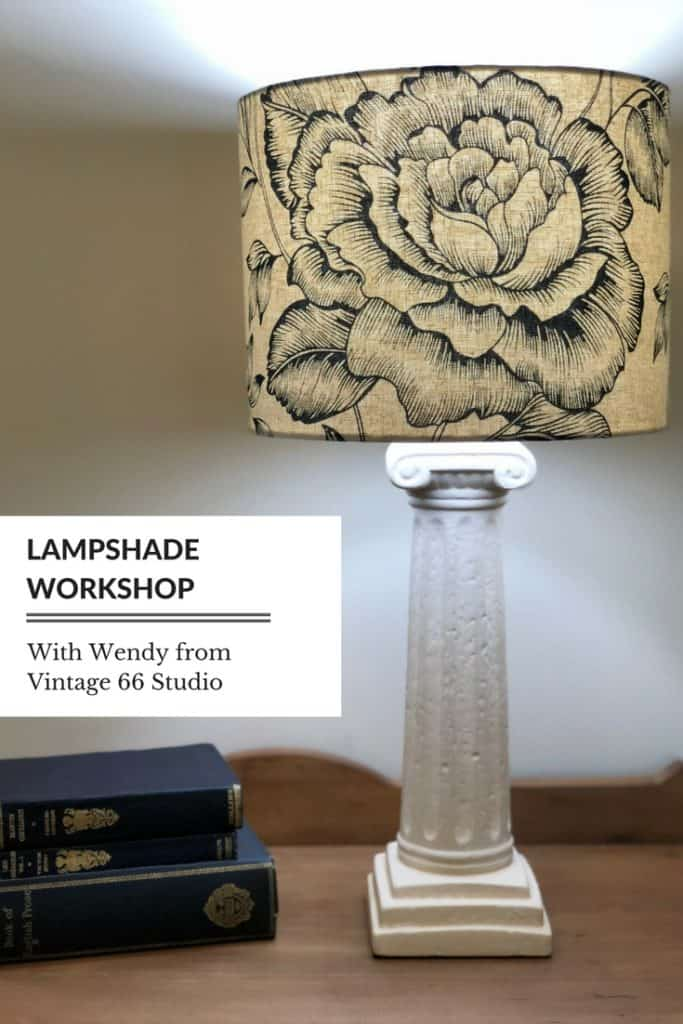 lampshade workshop
