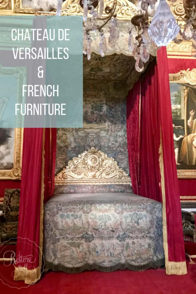 Versailles France French furniture