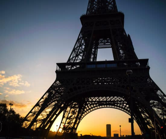 Paris, Eiffel