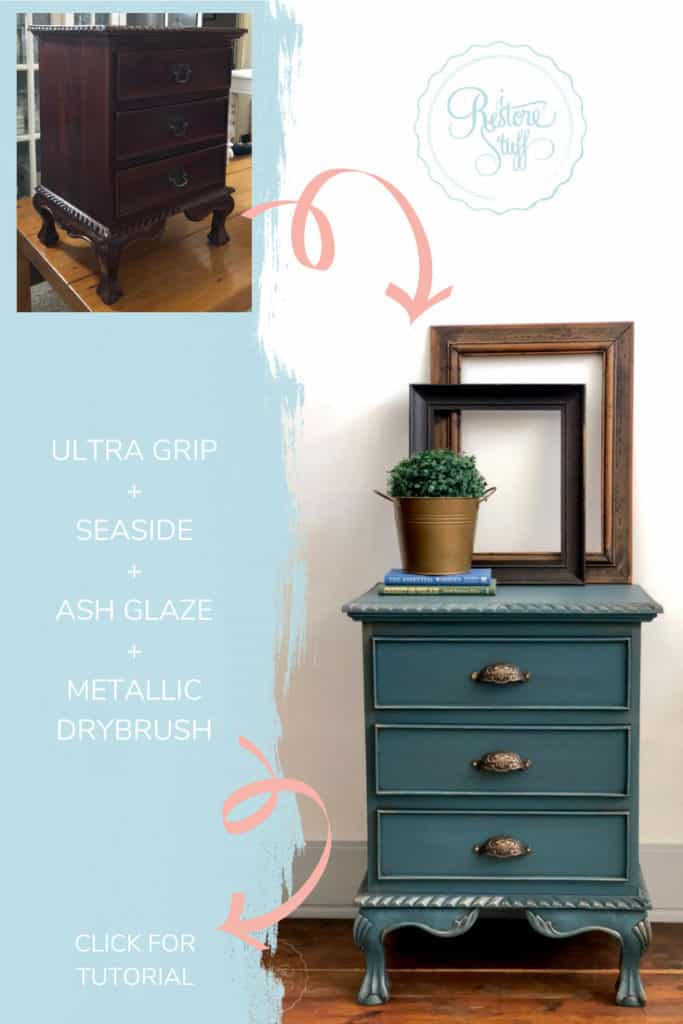 Ultra Grip Seaside Ash Glaze