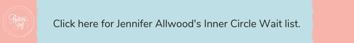 Jennifer Allwood's Creators Inner Circle