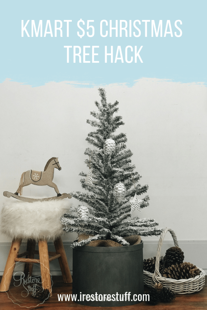 Pinterest Christmas Tree hacks
