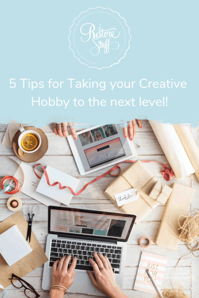 5 tips for creative hobby to business