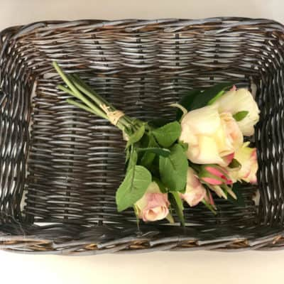 Create an Antique Basket with a Thrift Store Find in this EASY Jamie Lundstrom DIY Project