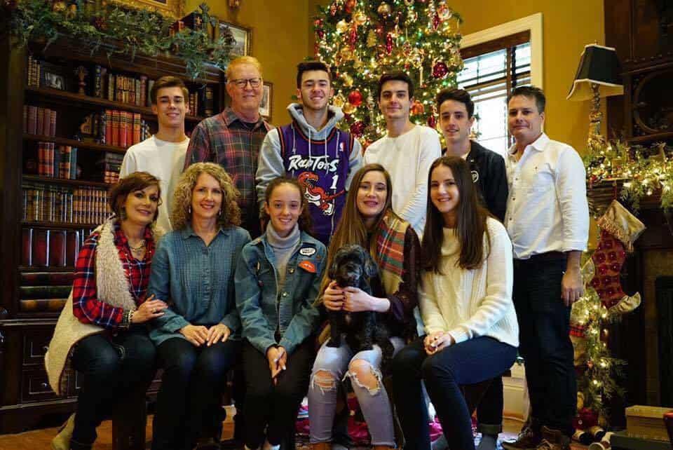 Our USA family!