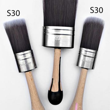 Cling On Brushes - Short Handle