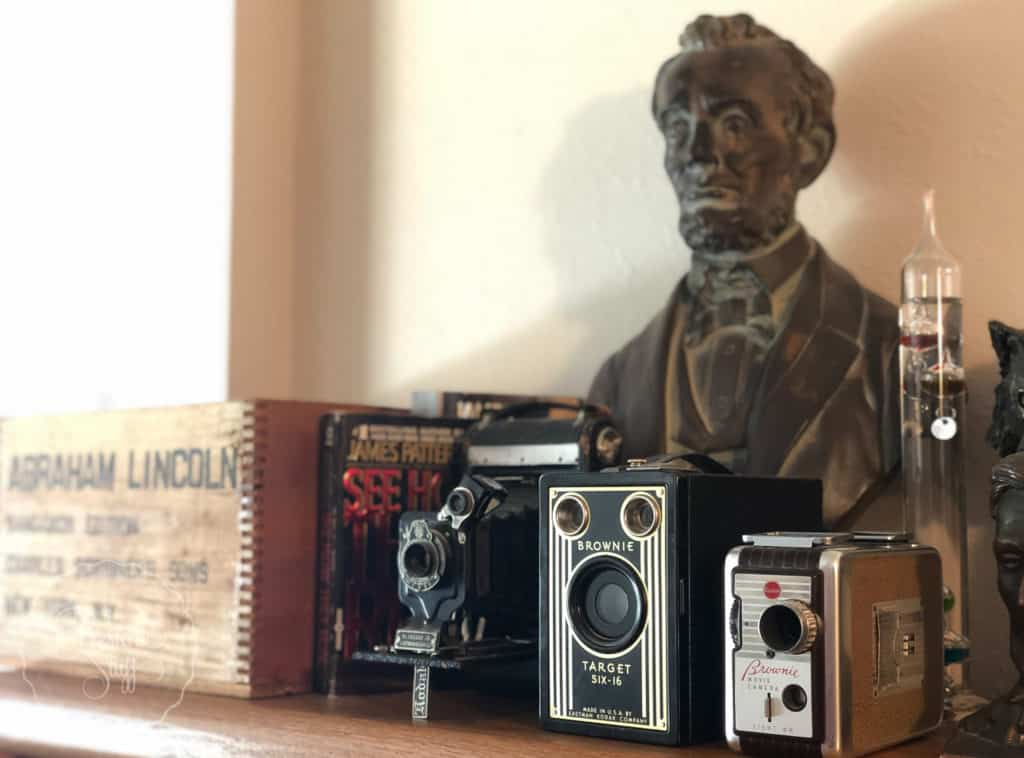 antique cameras antiques & collectables