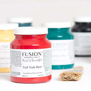 Fusion Mineral Paint - Standard Colours