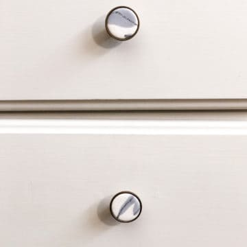 Honey I'm Home Cool Neutral knobs