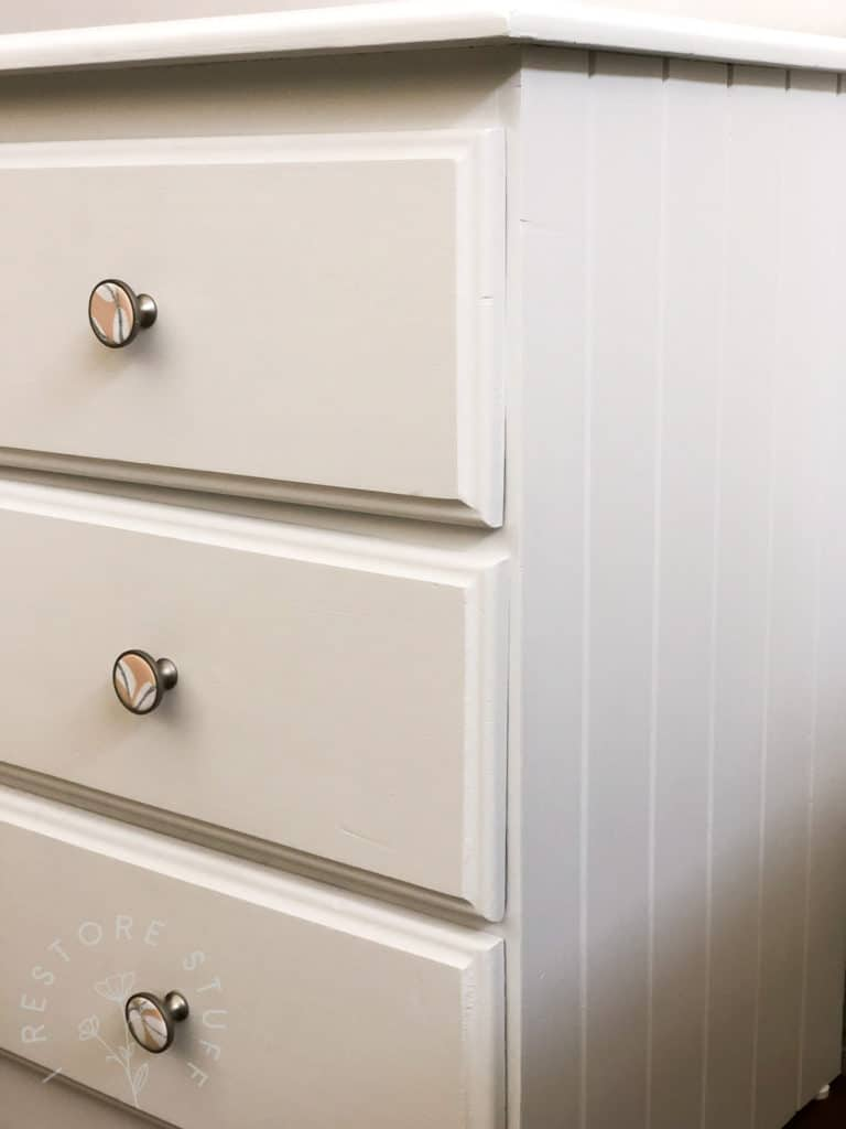 warm neutrals Honey I'm Home knobs