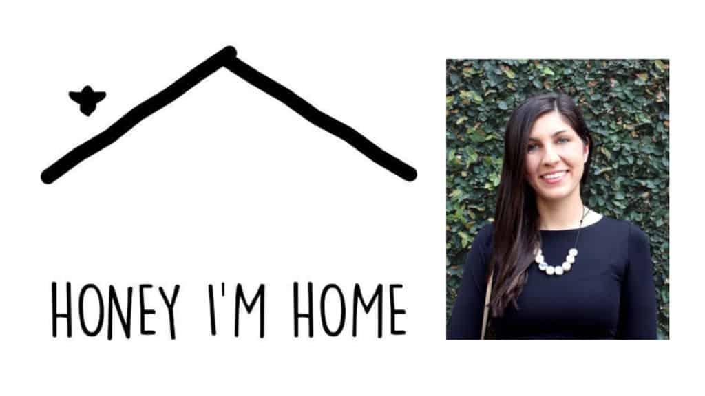 Lauren from Honey I'm Home wares