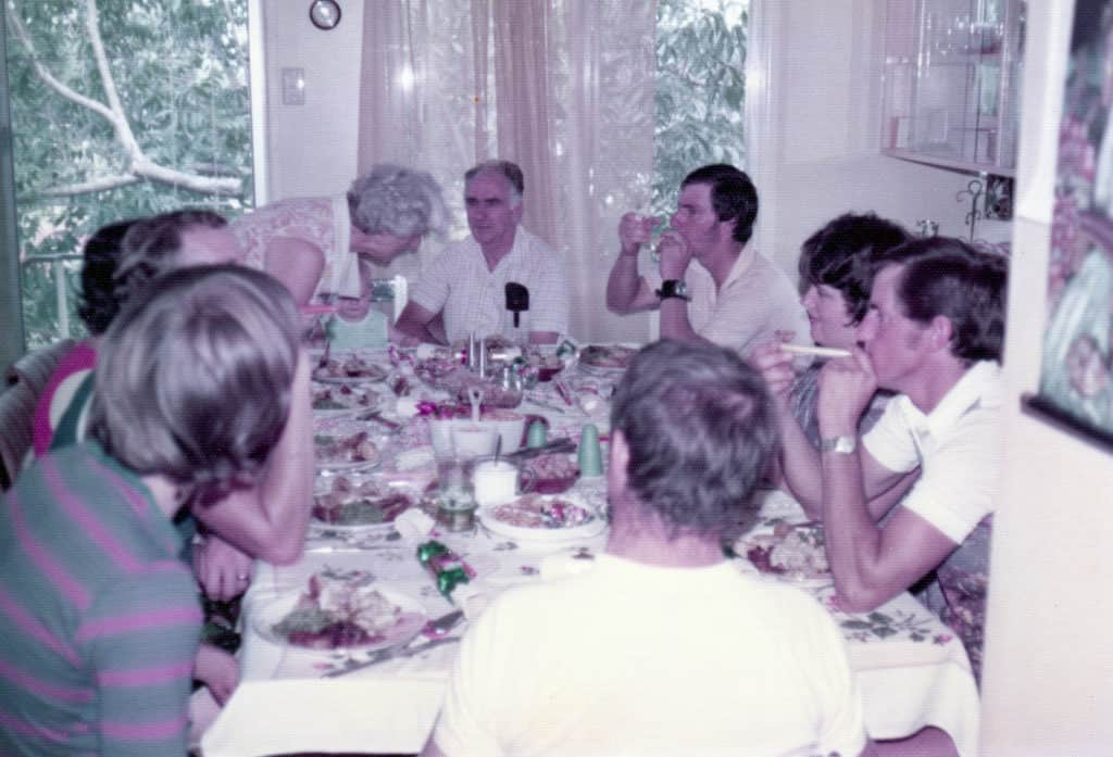 Jackson family table