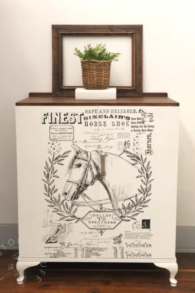 Fine Horseman transfer
