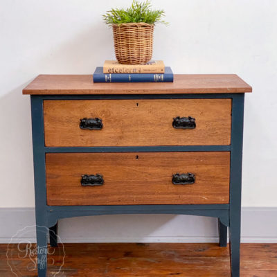 Miss Mustard Seed's Milk Painted Drawers in Artissimo