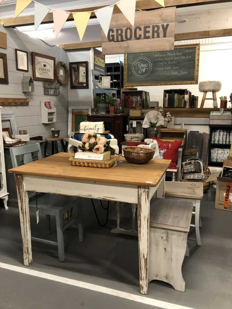 I Restore Stuff booth at Camp Hill Antique Centre