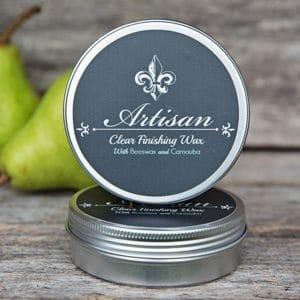 Artisan Clear Wax small