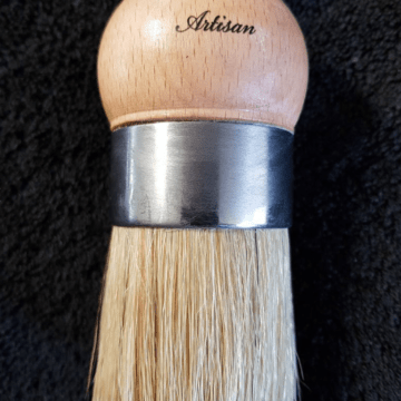 Artisan Ergonomic Wax brush