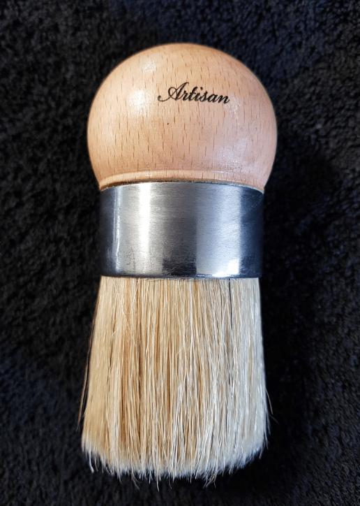 Artisan Ergonomic Wax brush