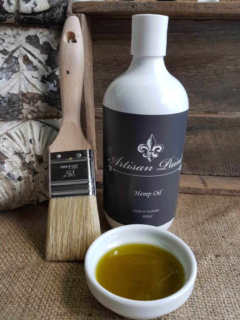 Artisan Hemp Oil