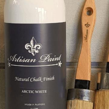 Artisan Paint Arctic White