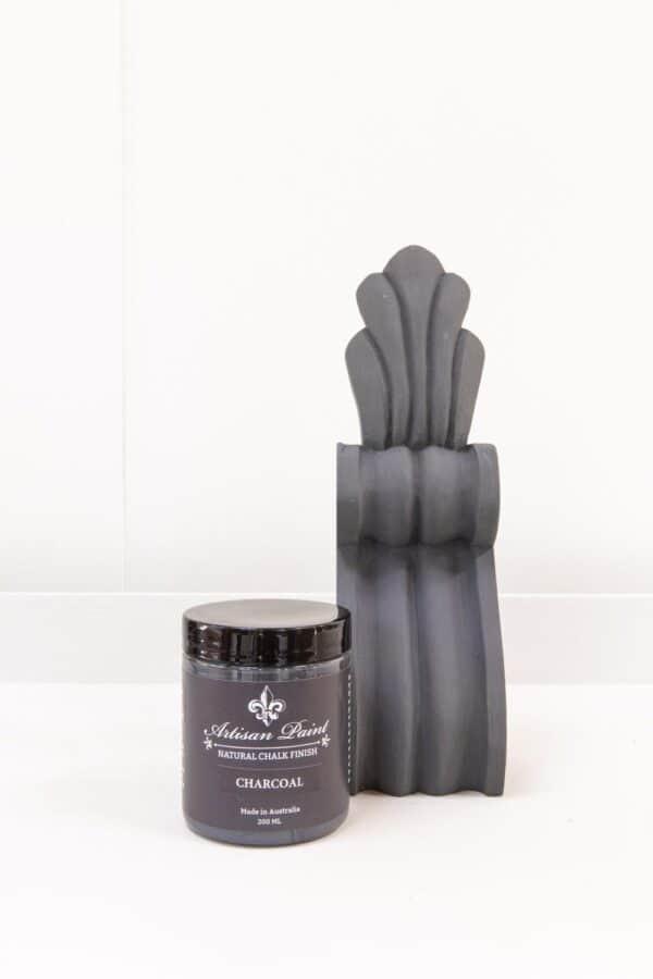 charcoal Artisan corbel