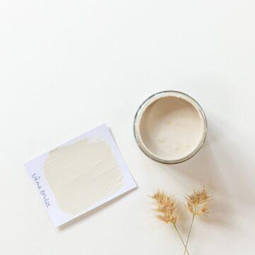 Creme Brulee Artisan chalk