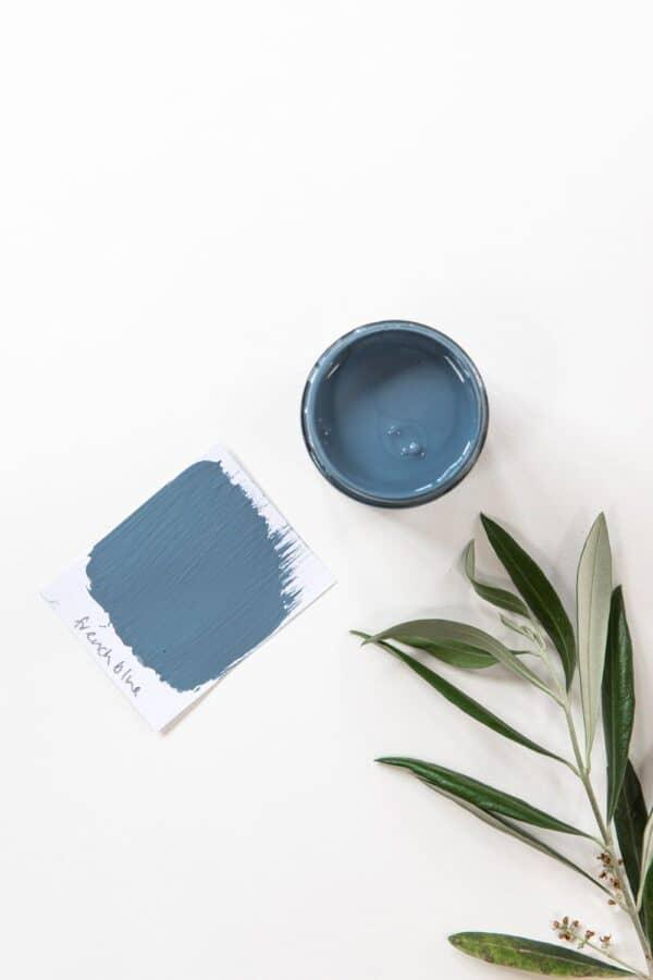 French Blue Artisan chalk