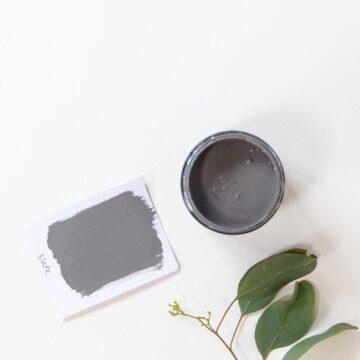 Slate Artisan chalk paint