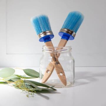 Krex Artisan Blue Italian brushes