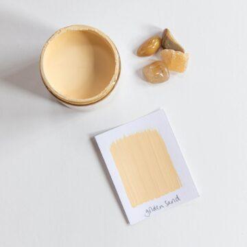 golden Sand Artisan Mineral Paint