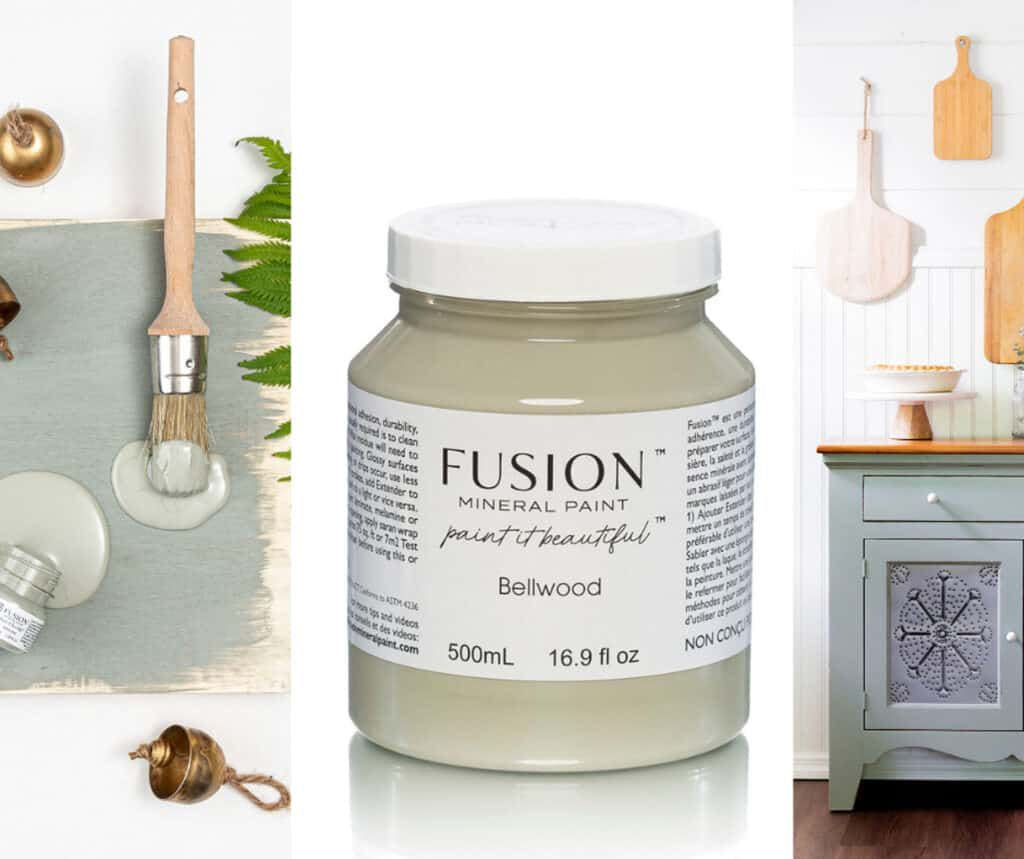 Bellwood - one of eleven new colours in Fusion paint 2021