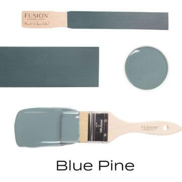 Blue Pine Fusion
