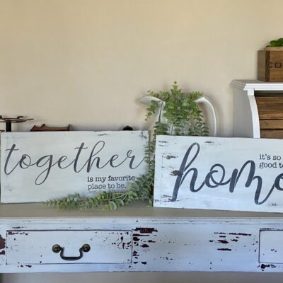 Five Techniques to Add to Your Sign Making Repertoire